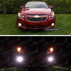 2012 Chevy Cruze Eco Fog Lights 2011 2014 Chevy Cruze Chrome Front Bumper Driving Fog
