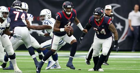 Colts vs Texans AFC Wild Card Game Betting Lines, Spread ...