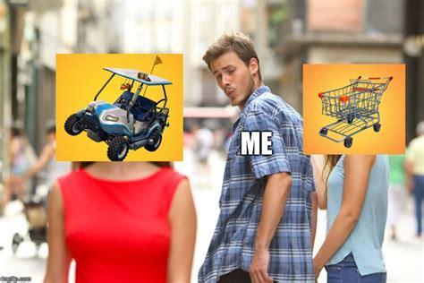 Fortnite Season 5 Atk (allterrainkart) Meme