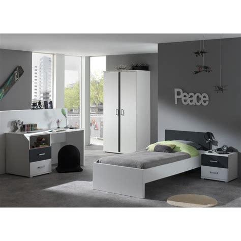 chambre ado gar n alinea best chambre grise et blanche ado photos design trends