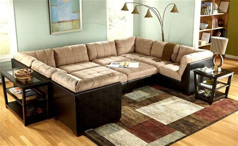 Living Room Groups For Sale 10 modular pit sectional