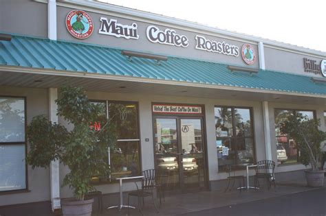 Maui coffee roasters also offers organic and decaffeinated coffee selections, as well as pastries, sandwiches, and snacks. 마우이 맛집 마우이 커피 로스터 Maui Coffee Roasters - 마이하와이