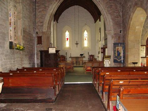 The Church Of St Stephen And St Tathen Ruth