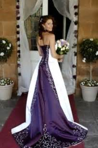 purple wedding dresses purple and white wedding dresses wedding dresses 2013