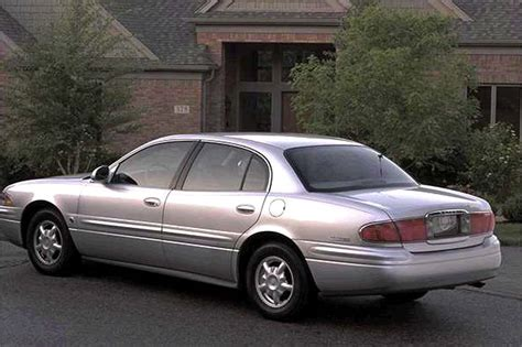 Buick 2000 Lesabre by 2000 05 Buick Lesabre Consumer Guide Auto