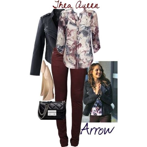 64 best Arrowverse fashion images on Pinterest | Inspired outfits Style inspiration and Thea queen