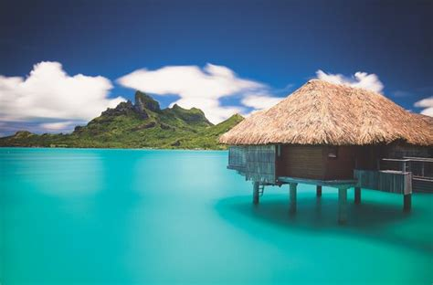 Tahiti's 20 Best Overwater Bungalow Resorts Islands