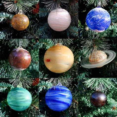 solar system ornaments  absolutely stellar