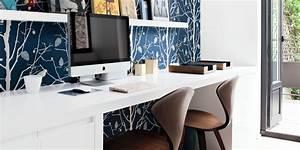 Petit Bureau Noir : petit bureau toutes nos id es d 39 am nagement marie claire ~ Teatrodelosmanantiales.com Idées de Décoration