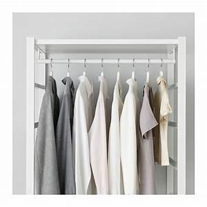 ELVARLI Clothes Rail White 80 Cm IKEA