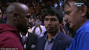 Floyd Mayweather and Manny Pacquiao AGREE to start talks ...