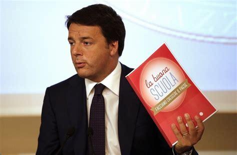 Consiglio Dei Ministri Renzi by Scuola In Consiglio Dei Ministri Arriva Il Ddl Renzi