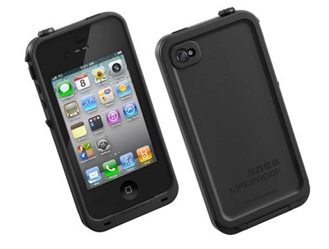 iphone 4s cases lifeproof lifeproof iphone 4s is waterproof dustproof and