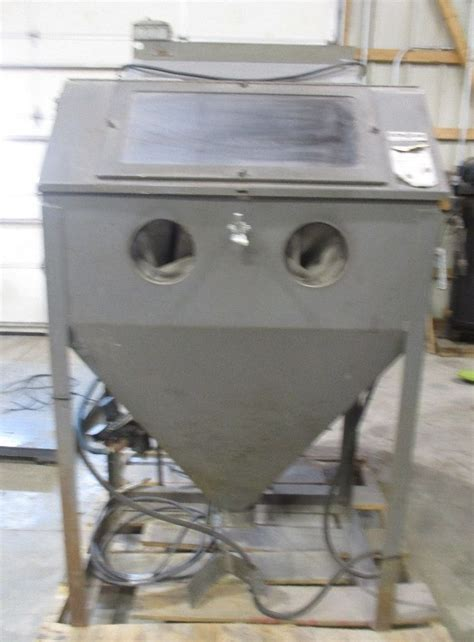 Econoline Blast Cabinet Distributor by Econoline Sand Blasting Cabinet With Cadillac Abrasive