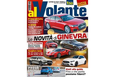 Il Volante by 200 In Edicola Il Nuovo Numero Di Alvolante