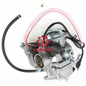 Yimatzu Atv Parts 32mm Cvk Carburetor Assy For Arctic Cat