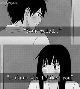 Romantic Anime Quotes. QuotesGram