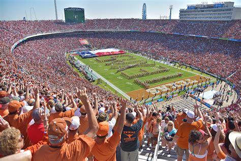 Get Ou Texas Football Game  News