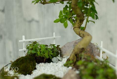Frühlingsdeko Für Den Garten by Diy S 252 223 Er Miniatur Garten Als Fr 252 Hlingsdeko F 252 R Den Tisch