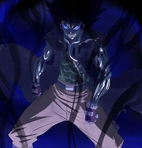 Gajeel's Iron Shadow Dragon Force form: Fairy Tail by ...