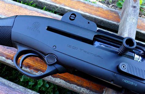 Gun Review Beretta 1301 Tactical Shotgun Ttag