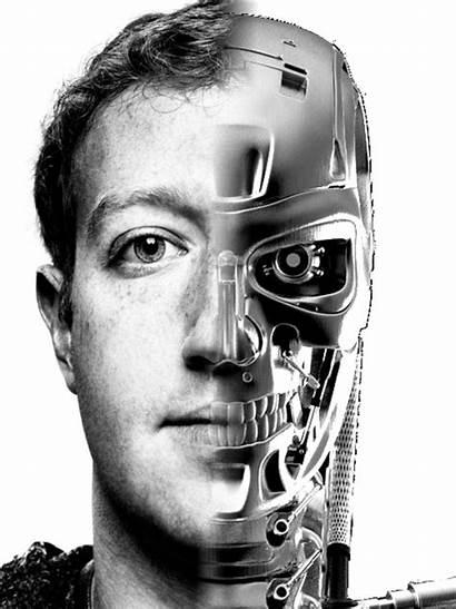Zuckerberg Mark Robot Meme