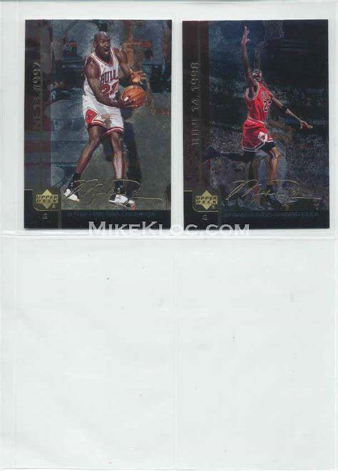 deck michael mike s collection site basketball cards 1999