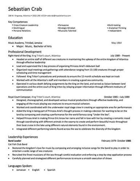 Resume Of A Person by Resumes What Seekers Can Learn Mainstreet
