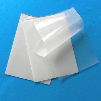 2018 A4 Paper Laminated Film In A Scratch Proof Plastic