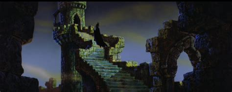 The Quest for Camelot Ruber