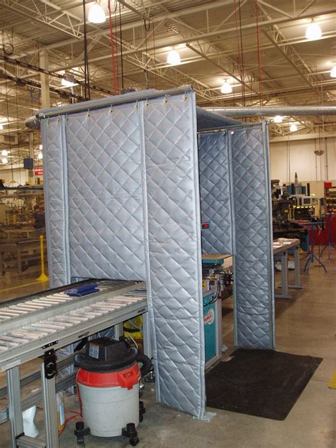 acoustic sound blankets   dba noise reduction