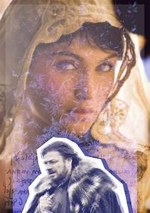 Eddard Stark & Ashara Dayne - Game of Thrones Fan Art ...
