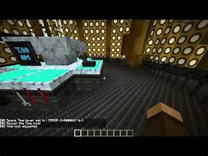Fully Working Minecraft Tardis (1.6 ONLY) Minecraft Project