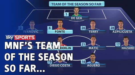 Gary Neville and Jamie Carragher's team of the 2014/15 ...