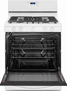 Whirlpool Wfg505m0bw 30 Inch Freestanding Gas Range With 5