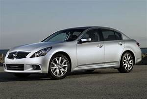 Infiniti G37 2010 Gets Frontal Facelift
