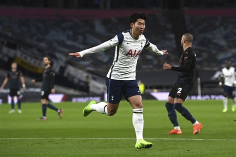 Son cements spot as EPL top scorer in Spurs' 2-0 win over ...