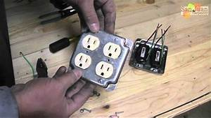 Outlet    Receptacle Wire