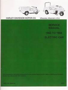 Harley Davidson Golf Cart Parts Manual