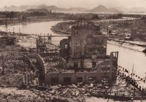 Hiroshima and Nagasaki Bombing