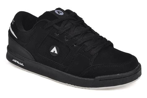 airwalk cupsole sport shoes  black  sarenzacouk