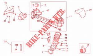 Throttle Body For Moto Guzzi V7 Classic 2011   Moto Guzzi Online Genuine Spare Parts Catalog