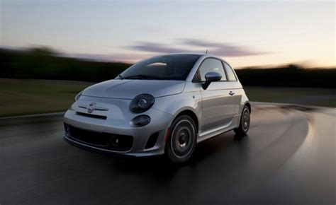 Who Makes The Fiat 500 by Fiat 500 Turbo Makes 135 Hp Starts At 19 500 Mercedes
