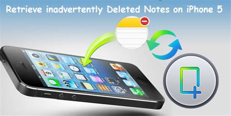 how to get deleted pictures back on iphone get inadvertently deleted notes back on iphone 6 5s 5 4s 4