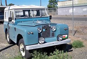 1961 Land Rover Series Ii - User Reviews