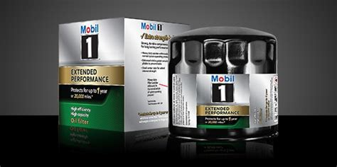 Mobil 1™ Motorcycle Oil Filters
