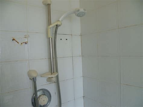 cleaning ceramic shower tiles cleaning and