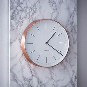 Miroir Cuivre Rose : les 25 meilleures id es de la cat gorie horloges sur pinterest grandes horloges id es d ~ Melissatoandfro.com Idées de Décoration