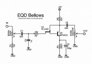 Perf And Pcb Effects Layouts  Earthquaker Devices Bellows