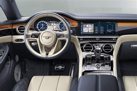 bentley continental gt revealed pictures auto express